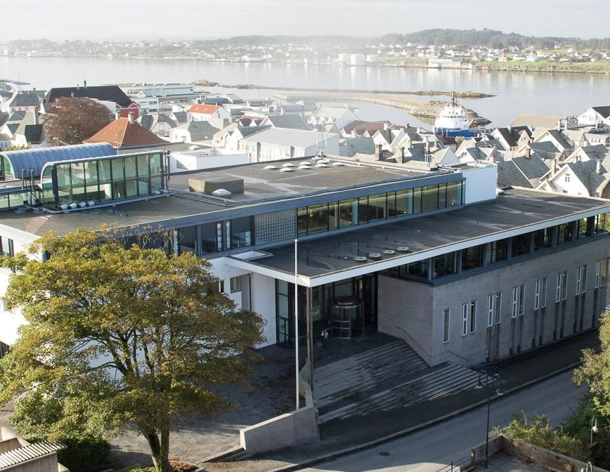 Campus på Haugalandet
